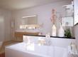 edles Badezimmer in Einfamilienhaus - luxury bathroom