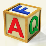 FAQ Block Means Questions Inquiries And Answers
