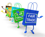 Fair Trade Bags Show Equal Deals and Exchange