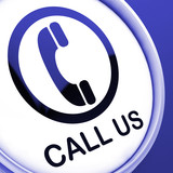 Call Us Button Shows Talk or Chat