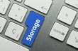 Storage. Keyboard