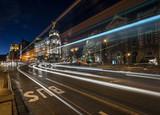 Madrid night lights