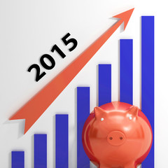 Graph 2015  Shows Rising Sales And Income