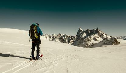 Ski Touring in Alps