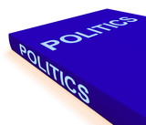 Politics Book Shows Books About Government Democracy