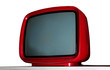 red tv