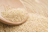 Healthy amaranth grain