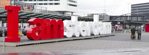 Plexiglas Amsterdam schiphol amsterdam