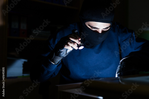 Hacker steal data from computer