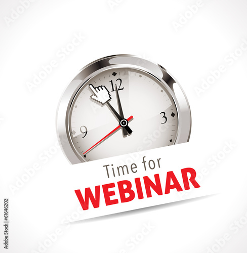 Stopwatch - Time for webinar