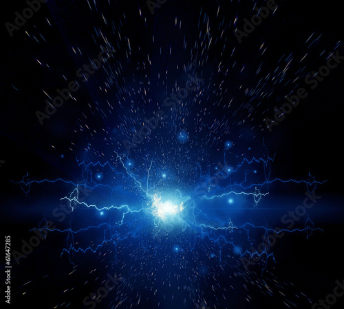 Abstract electric effect
