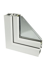 PVC of a window