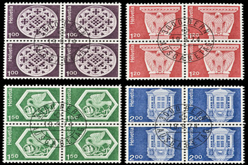 Switzerland Stamps