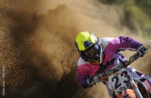 Staande foto Motorsport Motocross 23