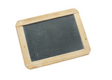 Antique Individual Chalkboard