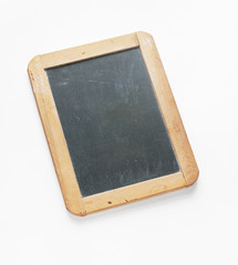 Antique Individual Chalkboard, Vertical