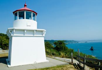 Trinidad Head Memorial Lighthouse