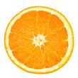 Leinwanddruck Bild - orange slice