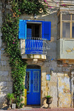 Maltese traditional house
