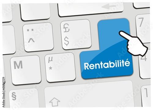 clavier rentabilité