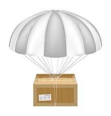 delivery box..