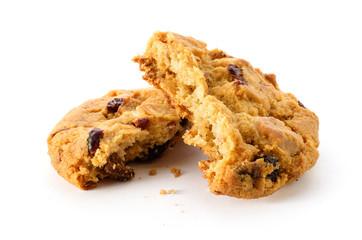 Fresh homemade cookie