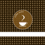 Coffee cup vector design,illustration of coffee cup