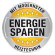 Energie sparen - mit modernster Heiztechnik
