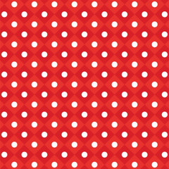 vector  polka dot checkered pattern background