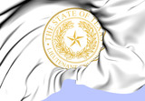 Lieutenant Governor of Texas Seal, USA.