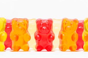 Caramelle a forma di orsetto