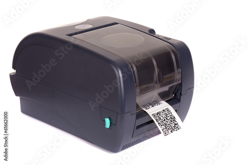 barcode label printer - 61662000