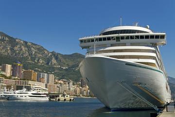 City panorama, Monaco.