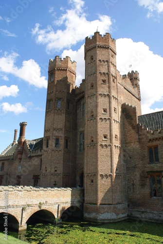entrance. towers.  bridge