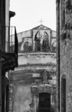 Italy, Sicily, Caltagirone, catholic church