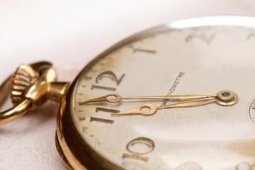 Nostalgic Pocket Watch