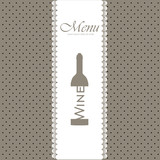 Restaurant  menu vector design template