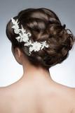 Fototapety Wedding Hairstyle