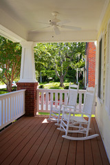 Porch and Yard