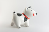 Single Ceramic Dog