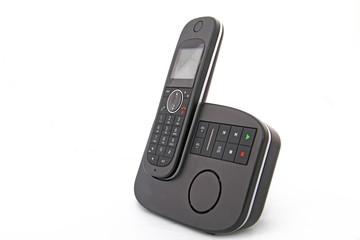 Poste téléphone sans fil répondeur