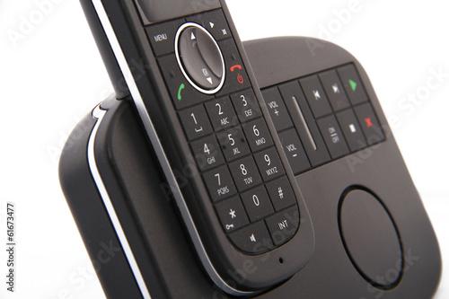 Téléphone répondeur sans fil - 61673477