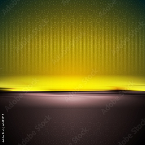 Colorful abstract tech vector background