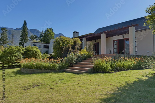 Guest house in Swellendam area, Western Cape South Africa