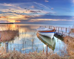 el lago de colores © kesipun