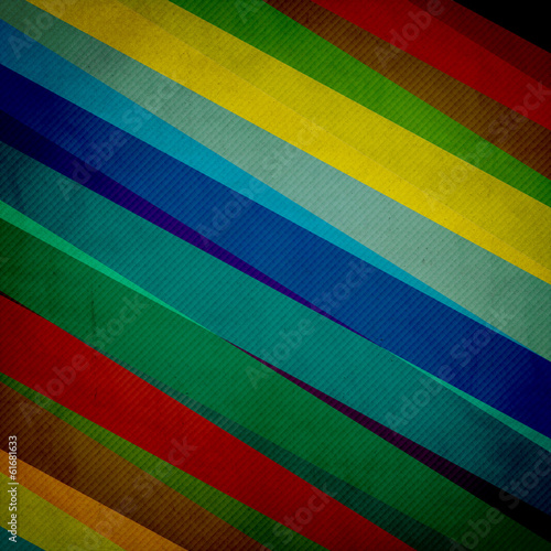 Graphic Design (Pantone) or (Vintage Poster Background)