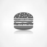 Hamburger web icon