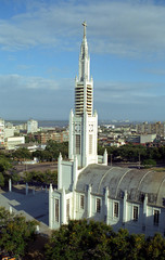 Cathedral, Maputo, Mozambique