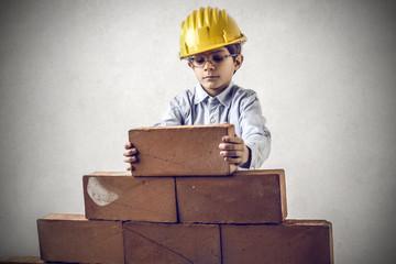 building his future