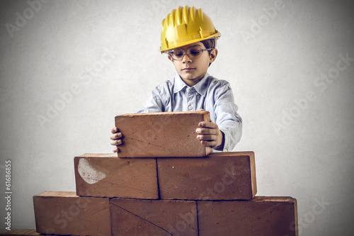 building his future